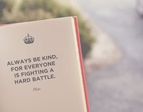 Being Kind Quotes & Sayings