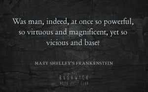 10 Quotes From Mary Shelley's Frankenstein