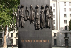 Monument to the Women of World War II in London
