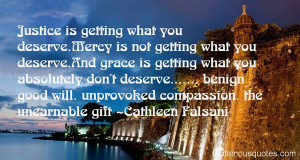Mercy And Compassion Quotes