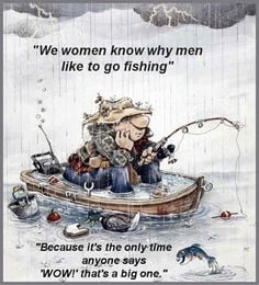Funny Fly Fishing Quotes