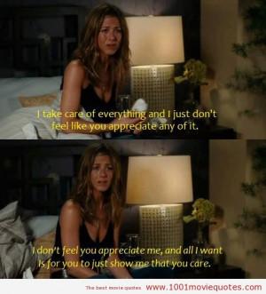 The Break-Up (2006) - movie quote