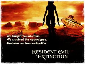 RESIDENT EVIL: EXTINCTION [2007]
