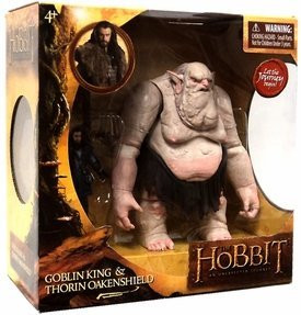 Goblin King & Thorin Figure Set Revealed!