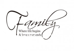 Family-House-motto-Modren-Romantic-Word-loving-Quotes-Wall-Sticker ...