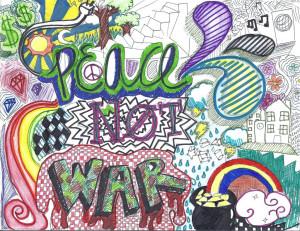 Peace Not War Heyitsjulie