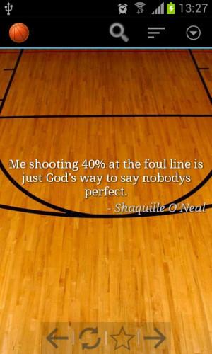 Basketball Quotes - screenshot