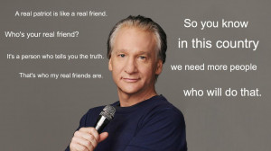 Bill Maher Funny Quotes