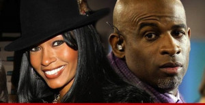 Did you have a relationship with either Deion or Pilar Sanders prior ...