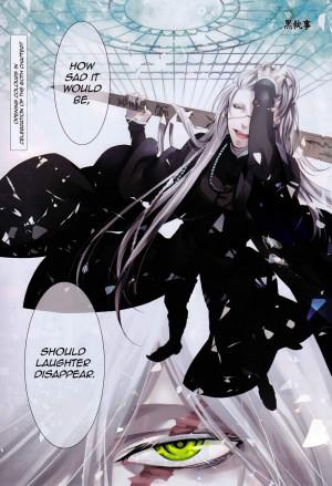 Kuroshitsuji [The Undertaker's Face]