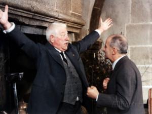Jean Gabin Le Tatoue Louis De Funes Et Jean Gabin