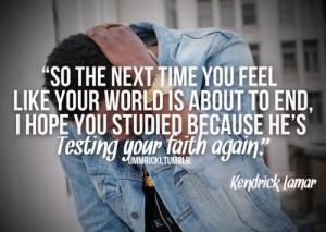 Kendrick Lamar Quotes Tumblr Pin Rapper Sayings