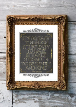 The Smiths song lyrics chalkboard quote wall art by profoundprints, $5 ...