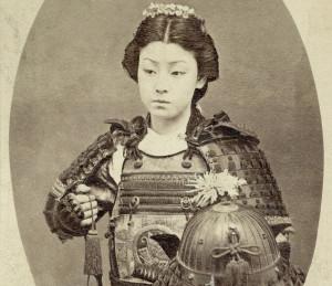 """10 Female """"Samurai"""""""