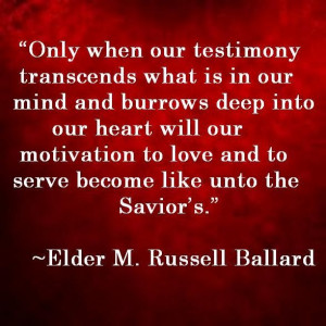 Lds Quotes.