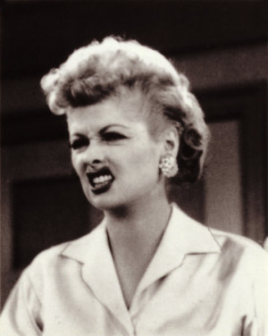 Happy 100 th B-DAY Lucille Ball