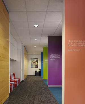 Space to Achieve: Empowerment through Design at Gigi's Playhouse