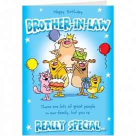 Funny Brother Birthday Quotes