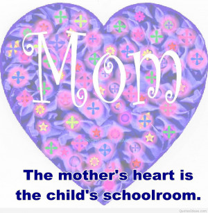 Awesome special mom quotes