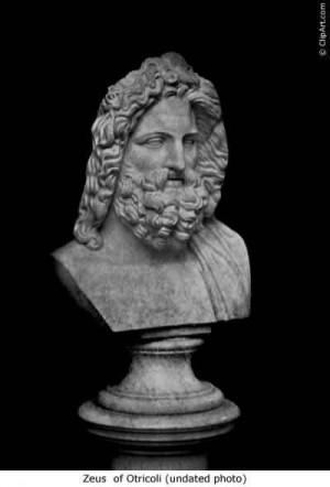 Zeus Greek God Quotes Ancient Greek God Zeus hd