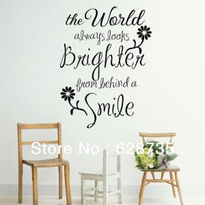 ... -always-looks-brighten-smile-vinyl-wall-decals-quotes-romantic.jpg