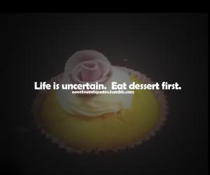 year ago 67 notes # ice cream # dessert quotes # sweet quotes