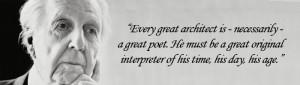 Frank Lloyd Wright -