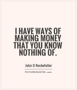 Money Quotes Quote John...