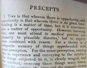 Hippocrates Quotes Massage