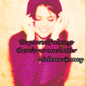 Selena Gomez Tumblr Quotes Like sharing a quote...♥