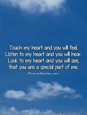 Cute Love Quotes Heart Touching Quotes Heart Quotes Special Quotes