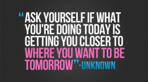 Remember you are in charge of your life - do things to help yourself ...
