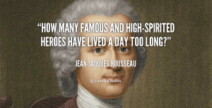Jean Jacques Rousseau Famous Quotes Preview quote
