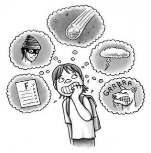 generalized anxiety disorder is one of the many forms of an anxiety ...