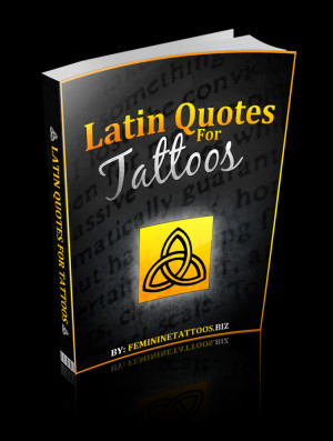 Grab Your Latin Quotes For Tattoos By The Bus Load!