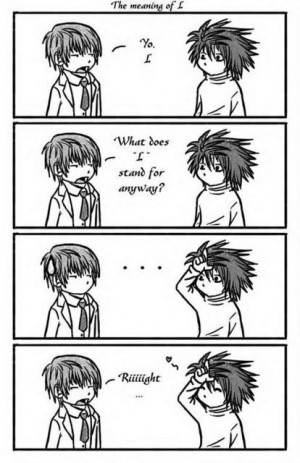 Funny Anime Quotes And Sayings #1