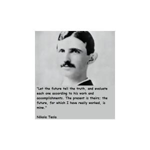 Nikola Tesla Quotes liked on Polyvore