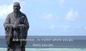 Funny Confucius Quotes Pic #20