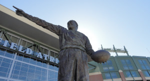 There is Curly Lambeau Facts the lambeau fieldpage robert cal hubbard