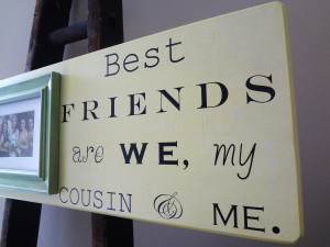 Cousin Quotes HD Wallpaper 24