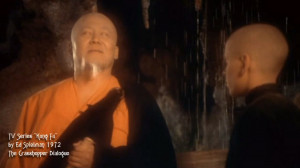 David Carradine Kung Fu Tv Series