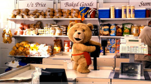 MOVIE REVIEW: 'Ted', Drunker Than the Average Bear
