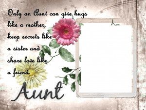 Favorite Aunt Quotes