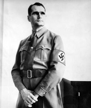 Rudolf Hess 1938 Rudolf hess, german nazi party