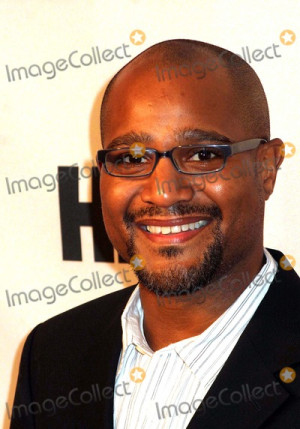 Seth Gilliam Picture the Wire Season 5 Premiere Chelsea West Cinema