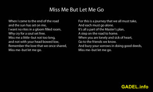 loss of a loved one quotes and sayings