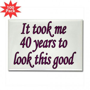 Funny Quotes About Turning 40