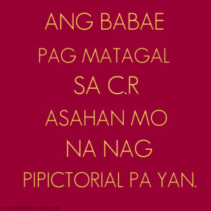 sayings tagalog funny quotes least since november of all instagram ...