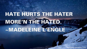 Top Quotes About Hater