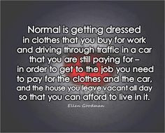 Very True,